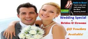Dr Bharat Agravat Smile in hour Wedding special for bride, groom smile makeover, teeth whitening ahmedabad, surat, baroda, gandhinagar, rajkot, gujarat, mumbai, delhi, india